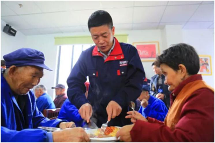 全国冷冻冷藏食品工业优秀龙头食品企业巡展之一