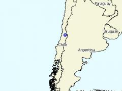 智利发生SARS-COV-2病毒感染疫情