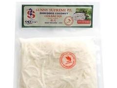 受沙门氏菌污染 澳新召回一款冷冻椰丝